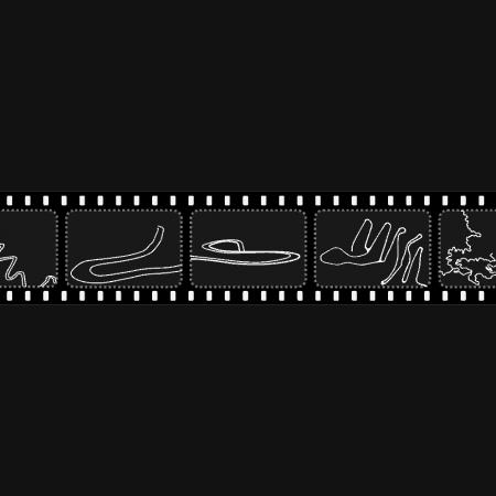 film strip blog banner