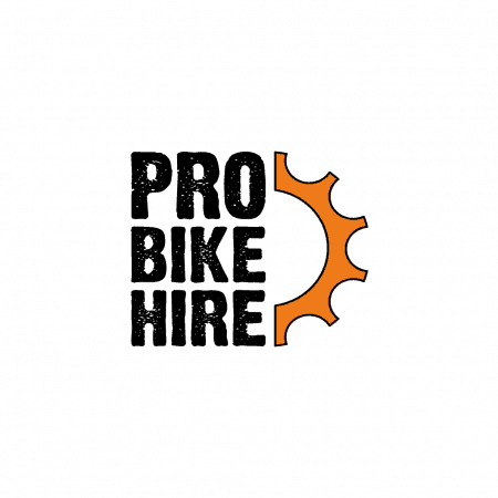 pro bike hire logo